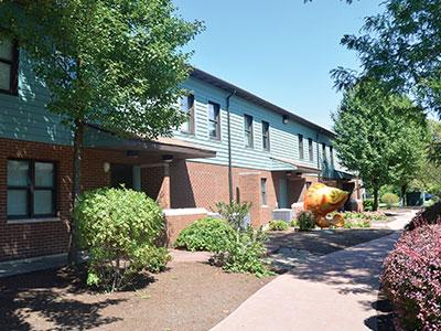John E. Horan Garden Apartments